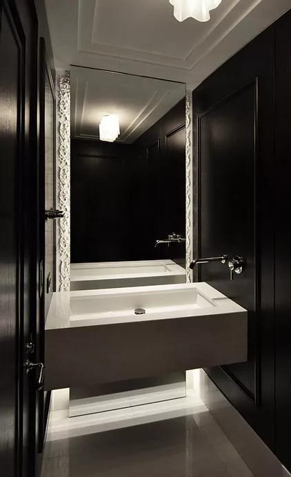 ремонт ванной комнаты в квартире на арбате
