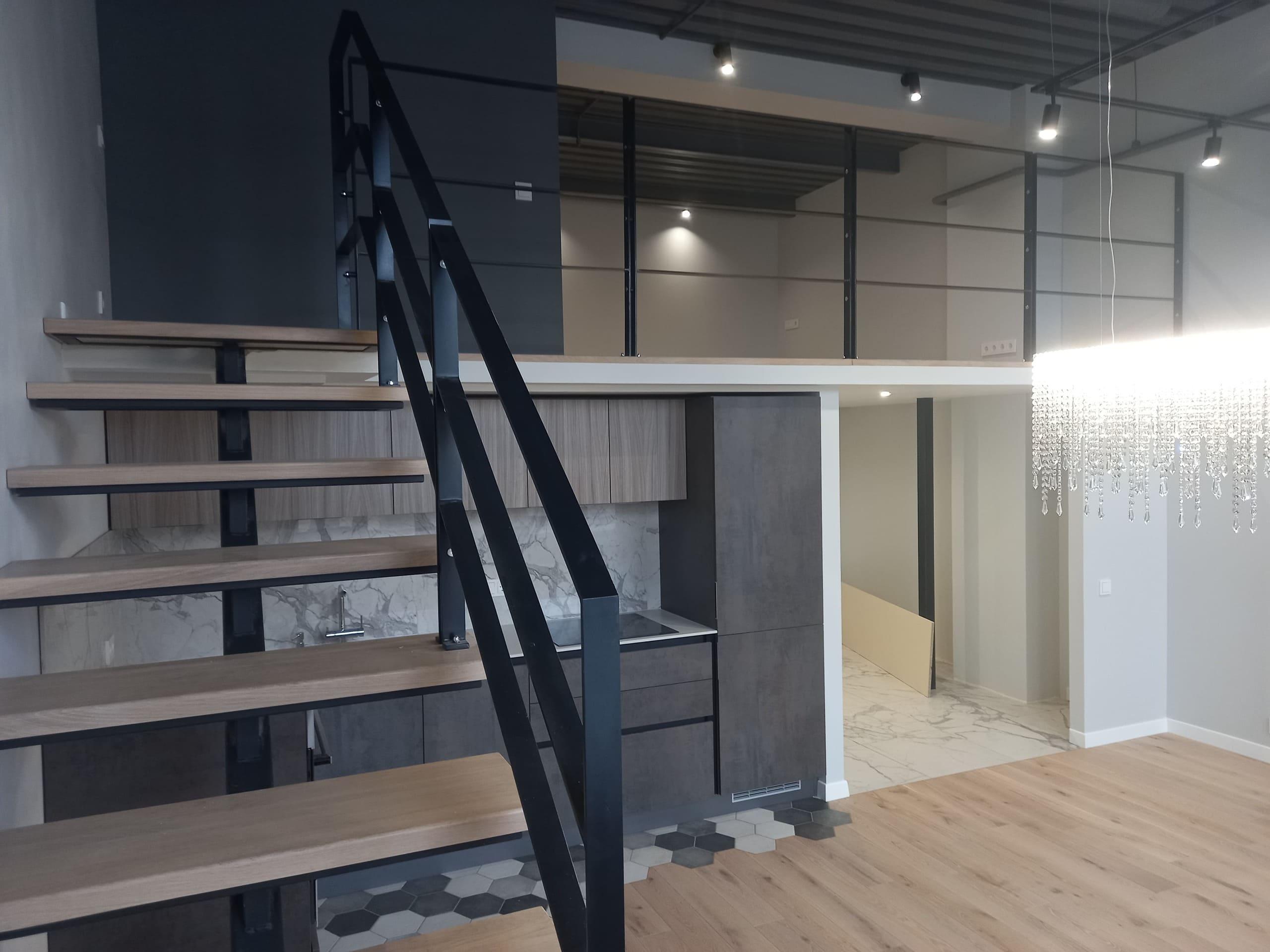 ремонт гостинной в апартаментах