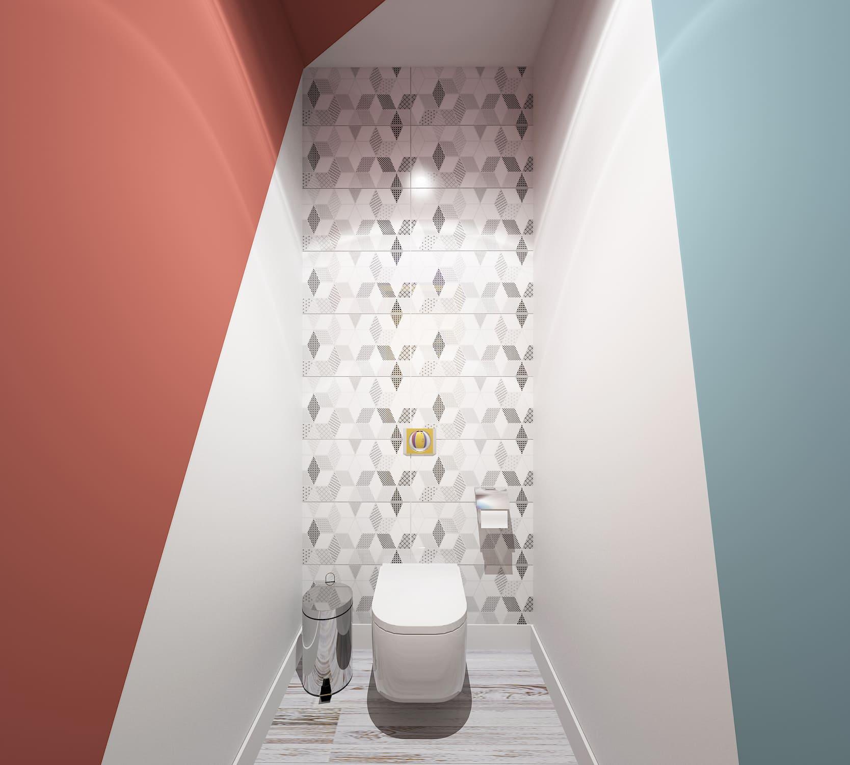 ремонт туалета в хостеле