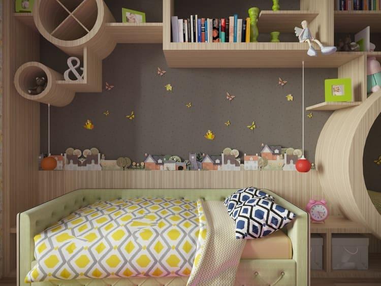 детская комната ремонт в москве под ключ